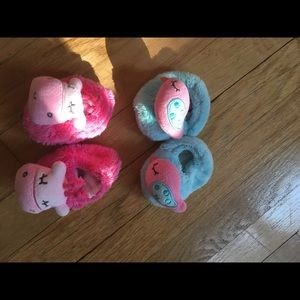 Set of Baby Slippers 0-6 months